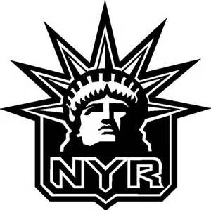 new custom nhl hockey teams york rangers vinyl decals car