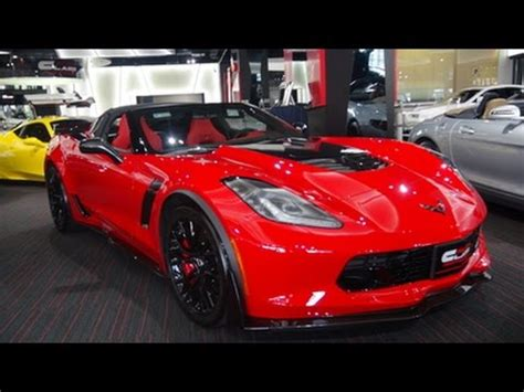 2015 chevrolet corvette z06 in dubai!! youtube