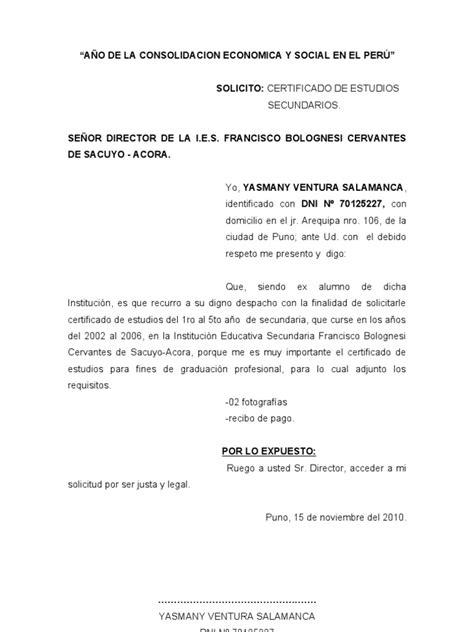 formato nafta 2016 solicitud de certificados de estudios secundarios 2010