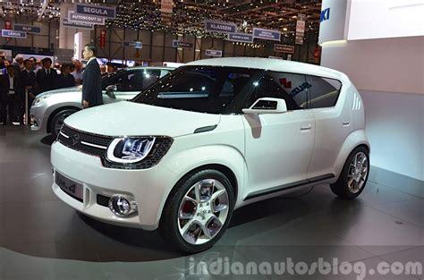 Suzuki Mini Suzuki Im 4 Mini Suv To Launch Next Year In Europe