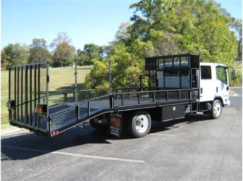 used landscape trucks used landscape truck for sale