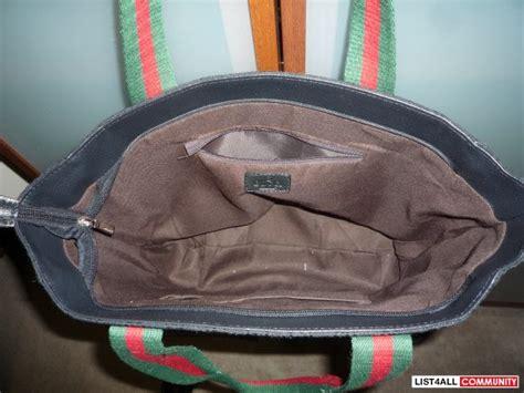 gucci bag inside zipper broken see pic capricorn cutie list4all