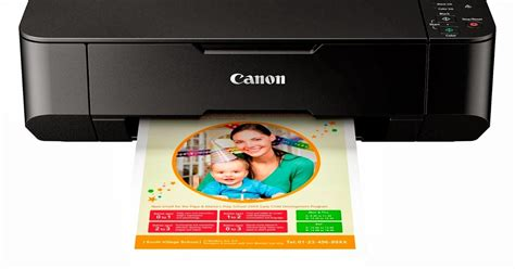 Printer Canon Seri Mp237 Atau Mp287 jual tinta service printer infus printer canon pixma mp237