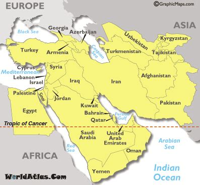 middle east map time middle east armenia map
