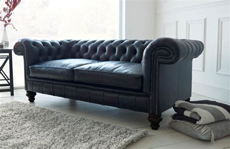 black leather chesterfield sofa paxton black leather chesterfield chesterfield company