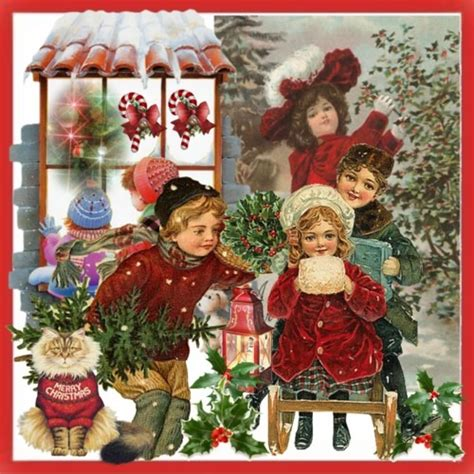 Victorian Decorations For The Home by Vintage Christmas Christmas Photo 32898709 Fanpop