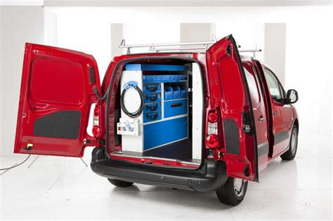 Berlingo Racking by Our Gallery Racking Systems