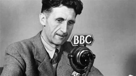 george orwell jaded revolutionary the imaginative
