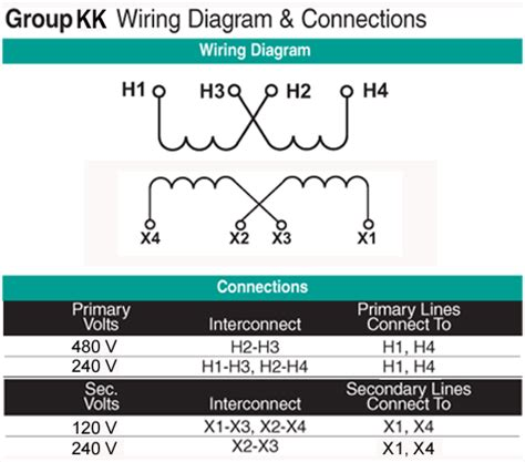 480v transformer wiring diagram 480v free engine image