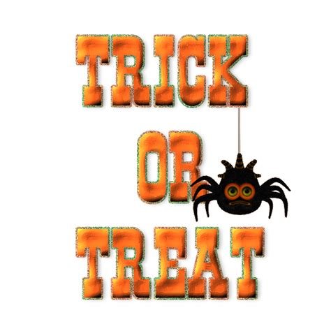 Trick Or Treat Graphic 13 graphic groupies trick or treat word