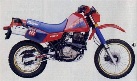 1986 Suzuki Sp200 1986 Honda Xl600r Moto Zombdrive