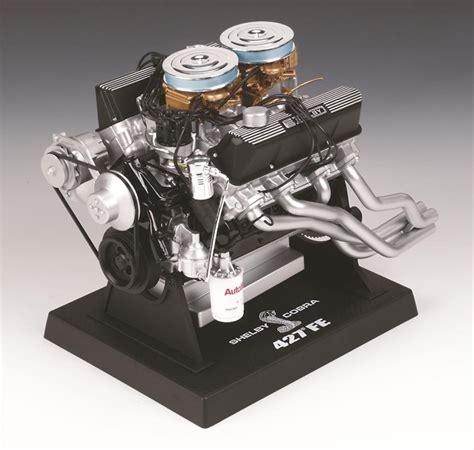 liberty classics die cast engine shelby cobra 427 1 6 scale ebay