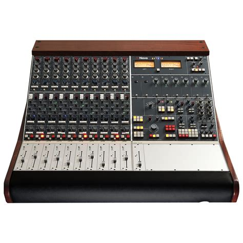 neve console neve bcm10 2 mkii 24 channel modernized version of the