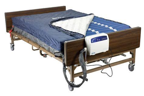 14060 med aire plus bariatric alternating pressure mattress system 60 in x 80 in x 10 in