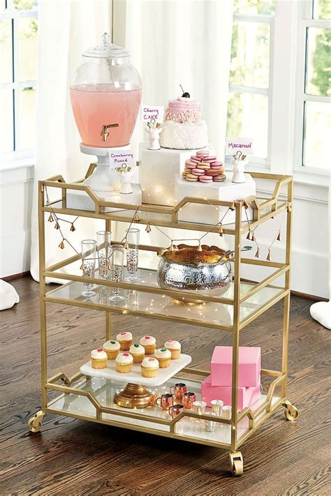 Best 25  Tea cart ideas only on Pinterest   Gold bar cart, Tea trolley and Bar carts