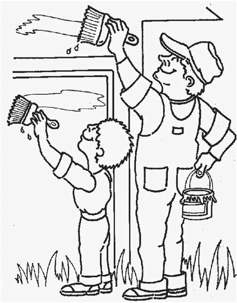 100 Community Helpers Coloring Worksheets Community Community Coloring Pages