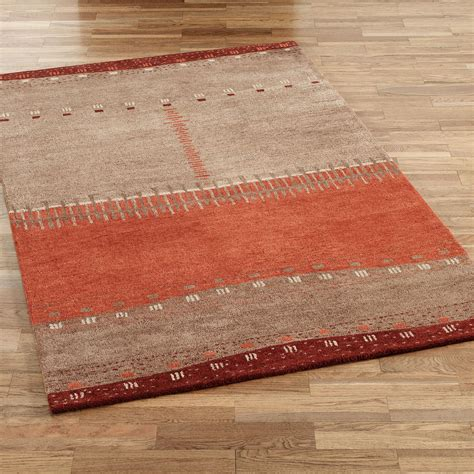 southwest style area rugs path in sand wool southwest area rugs