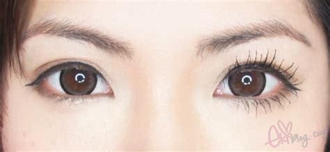 Dolly Wink Eyebrow Mascara Marron ekiblog dolly wink mascara review