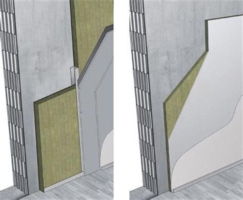 isolare muri interni isolamento dall interno