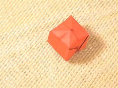 Make A Paper Cube - how to make a paper dice crafts