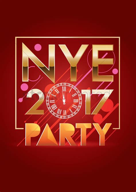 new year graphic vector free 2017 new years vector image 1940103