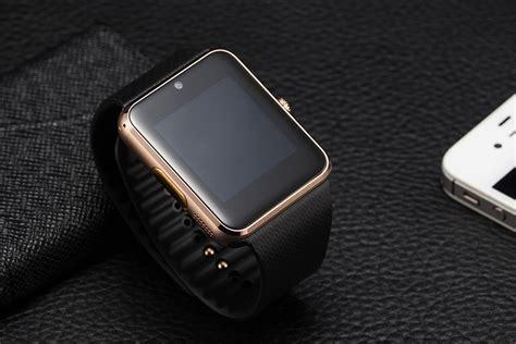 Smart Gt 08 Wearables Intl gt08 bluetooth smart wrist phone with sim card