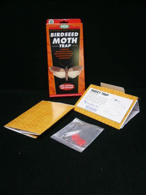 bird seed moth traps 2 pk