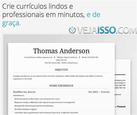 Modelo Curriculum Vitae Formal como fazer um curriculo formal como fazer um curriculo