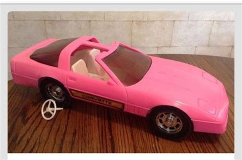 barbie corvette vintage vintage barbie corvette car my tender years