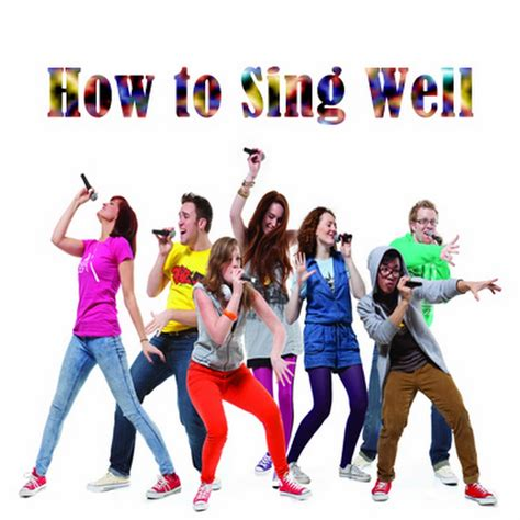 how to sing comfortably how to sing well youtube