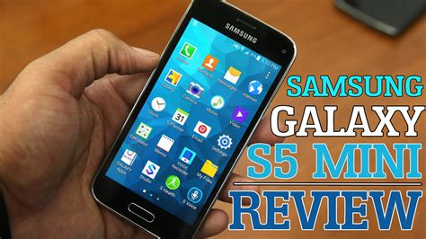 samsung galaxy  mini review youtube