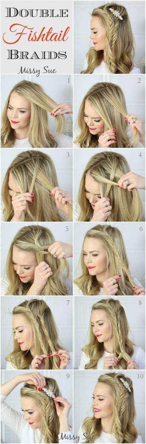 daily hairstyles braids 10 french braids hairstyles tutorials everyday hair