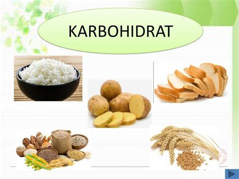 diet karbohidrat  penting   diperhatikan