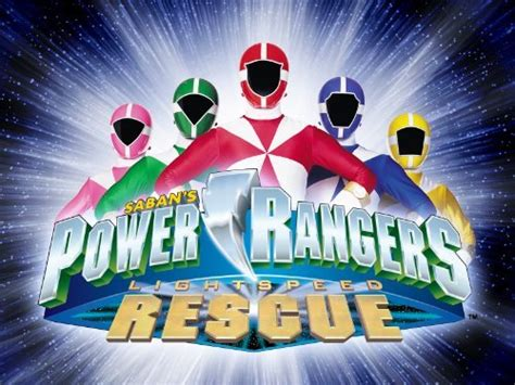 Lightspeed Gift Cards - amazon com power rangers lightspeed rescue season 1 sean cw johnson haim saban