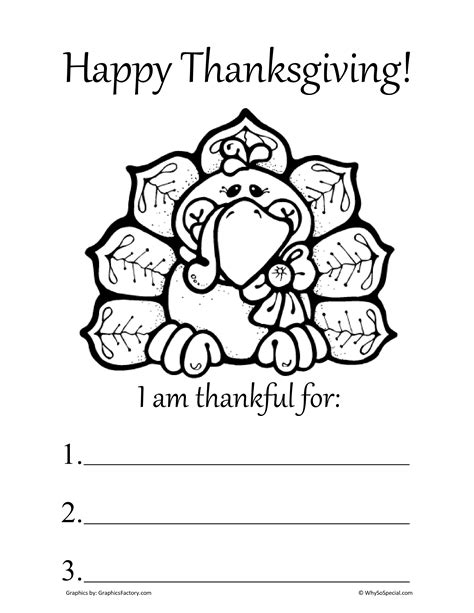 thanksgiving coloring pages for second grade 9 best images of i am me worksheet i am thankful for