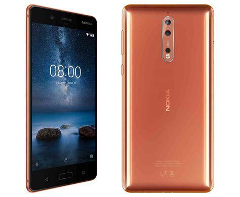 Nokia Android Ram 4gb gsmhome nokia 8 4gb ram 64gb