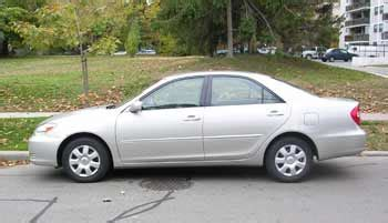 toyota camry 2002 2006: fuel economy, problems and repairs