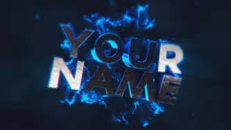 3d Intro Template by Free 3d Intro 11 Cinema 4d Ae Template