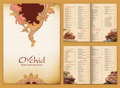 make a menu card menu card studio design gallery best design