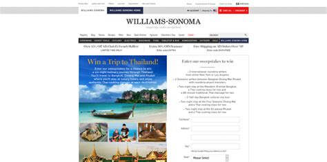 Tops Monopoly Second Chance Sweepstakes - williams sonoma trip to thailand sweepstakes