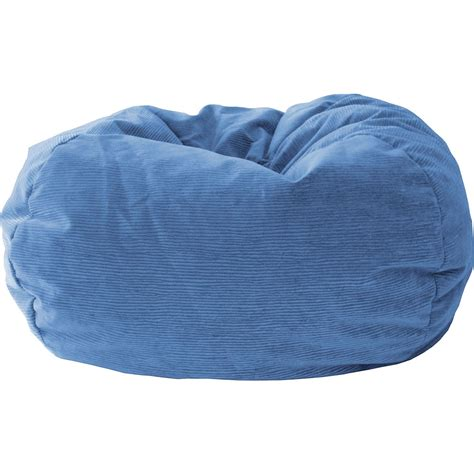corduroy bean bag chair in navy corduroy bean bag chair small in bean bag chairs