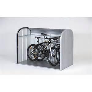 coffre de jardin aluminium 2000 l storemax 190 biohort