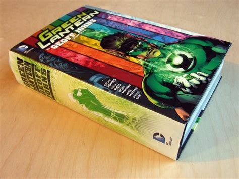 dc rebirth omnibus hc 1401267424 green lantern by geoff johns omnibus vol 2 dc comics in