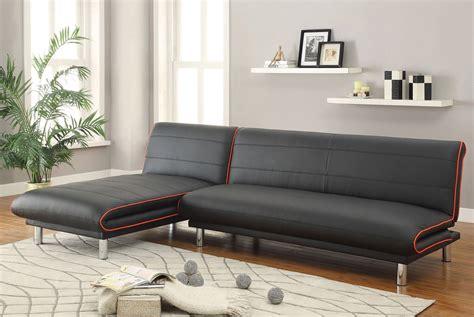 Living Room Sofa Bed Sets by Black Sofa Bed Set W Edges Living Room Sets