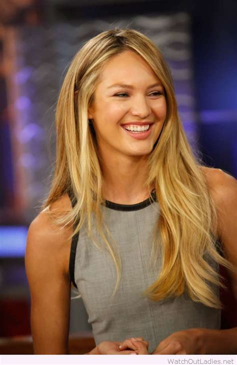 blonde hairstyles long layers the 25 best candice swanepoel haircut ideas on pinterest