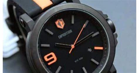 Expedition 6624 Orange 0812 1830 4626 jam tangan expedition original terbaru