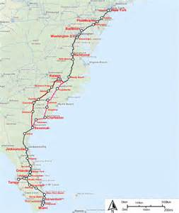 amtrak florida route map 6 amazing florida day trips you can take by