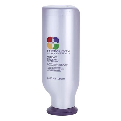 conditioner for colored hair pureology hydrate moisturizing conditioner for and