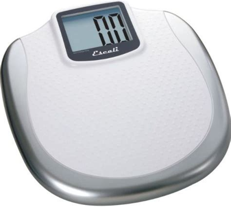 bathroom scales in stones and pounds escali xl200 extra large display bathroom scale 440 lb