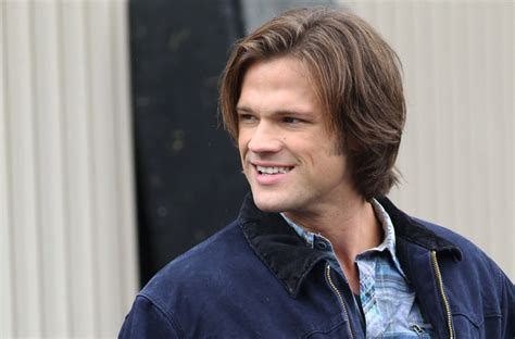 Jared Padalecki Hairstyle by Will Jared Cut His Hair The Sam Winchester Hair
